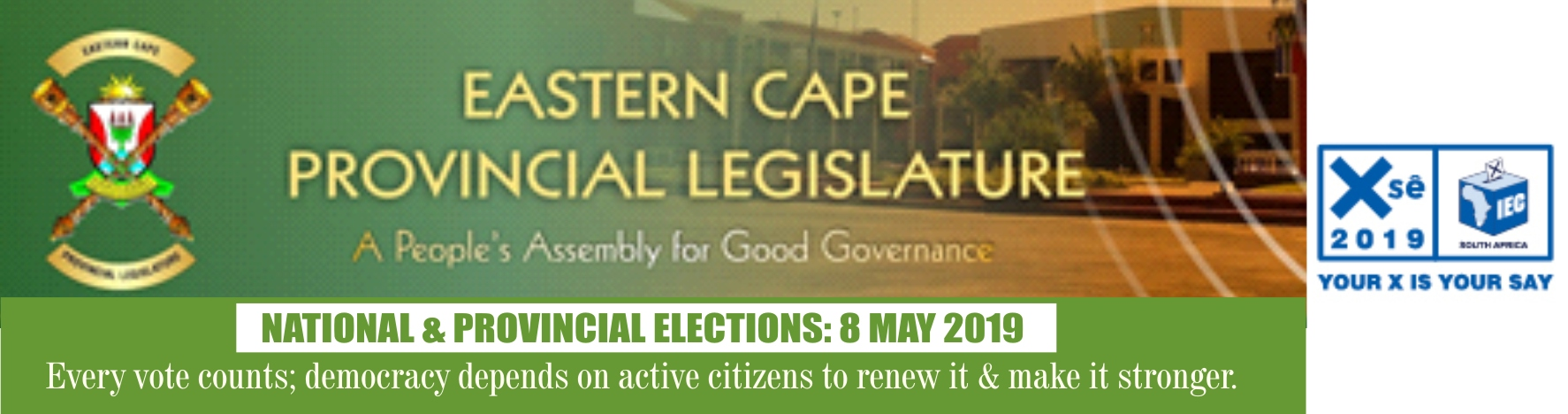 Eastern Cape Provincial Legislature